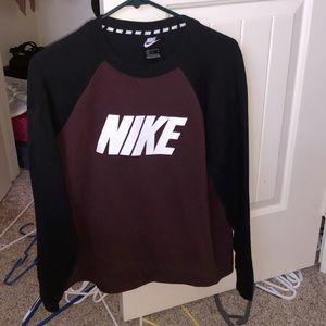 Women's Nike sweatshirt... worn once